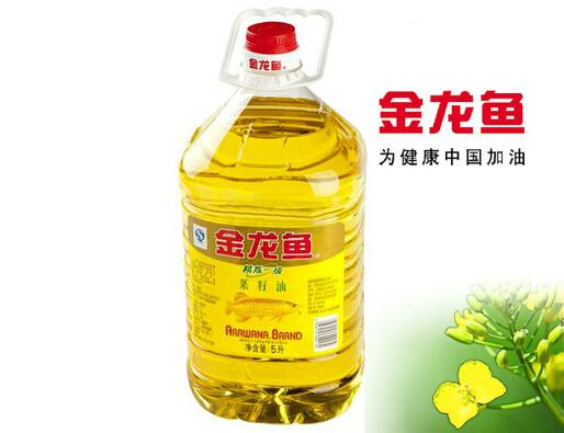 金龙鱼菜籽油
